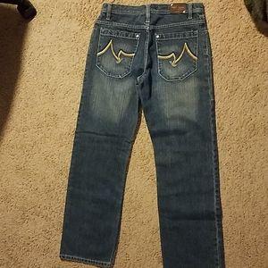 Paco Bottoms - Paco Denim Jeans  Baggy Skater sz 16